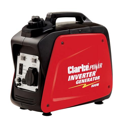 Clarke IG950B 800W Inverter Generator 8877061