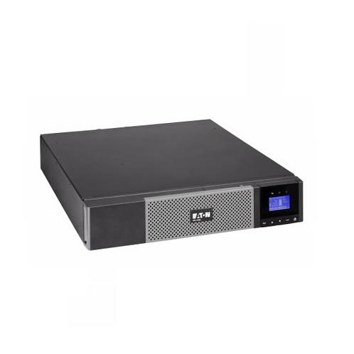 Eaton 5PX, 1500i RT2U Netpack, 1500 VA, 1350 W, Input: C14, Outputs: (8) C13