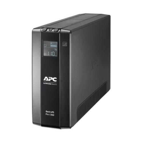 APC Back UPS Pro BR 1300VA 8x IEC C13 Outputs BR1300MI