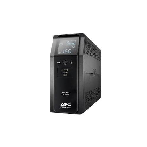 APC Back UPS Pro BR 1600VA 8x IEC C13 Outputs BR1600SI