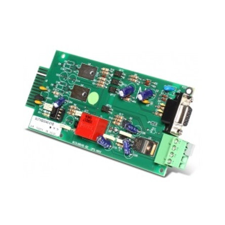 Riello EPO and RS232 serial MultiCOM 372