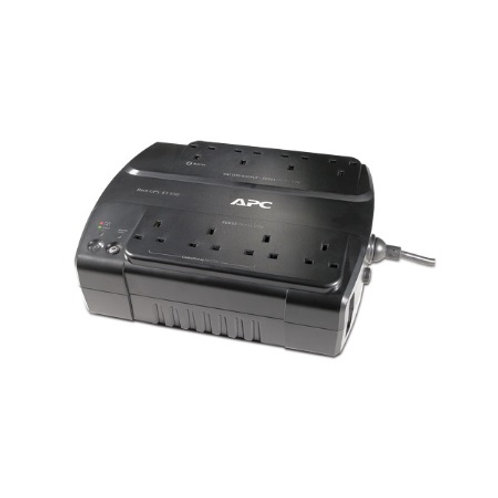 APC Power-Saving Back-UPS 550VA, 230V, BS1363 BE550G-UK