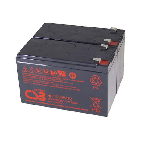 CSB124 Replacement Battery Kit
