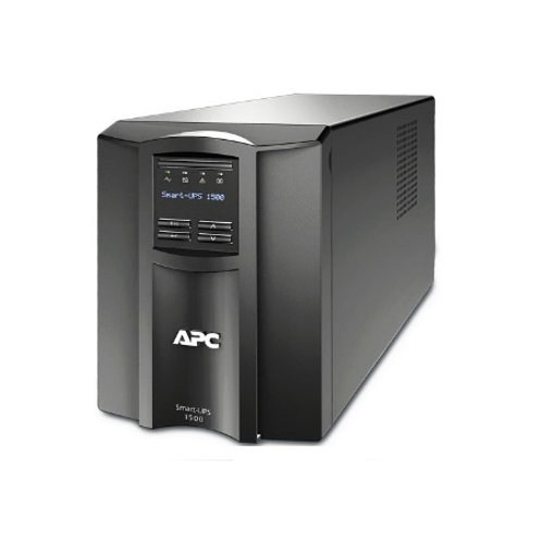 APC Smart-UPS 1500VA LCD 230V with SmartConnect SMT1500IC