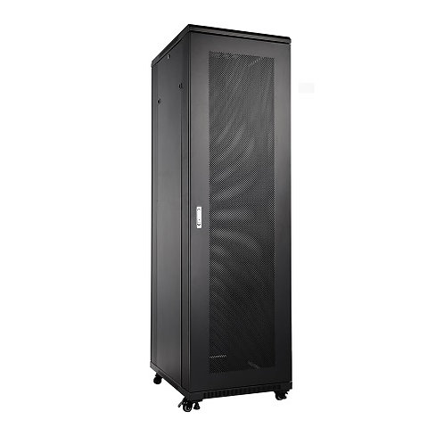Allrack 42U 800w X 600d x 2050h with Mesh Front Door AR42U800x600x2050-MD