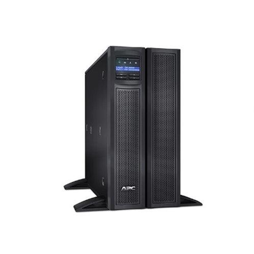 APC Smart-UPS X 2200VA Short Depth Tower/Rack Convertible LCD SMX2200HVNC
