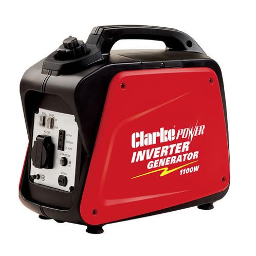 Clarke IG1200B 1.1kW Inverter Generator 8877071