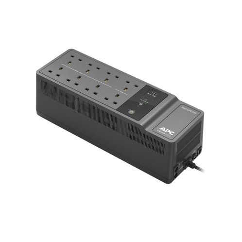 APC Power-Saving Back-UPS 650VA, 230V, 1 USB charging port BE650G2-UK