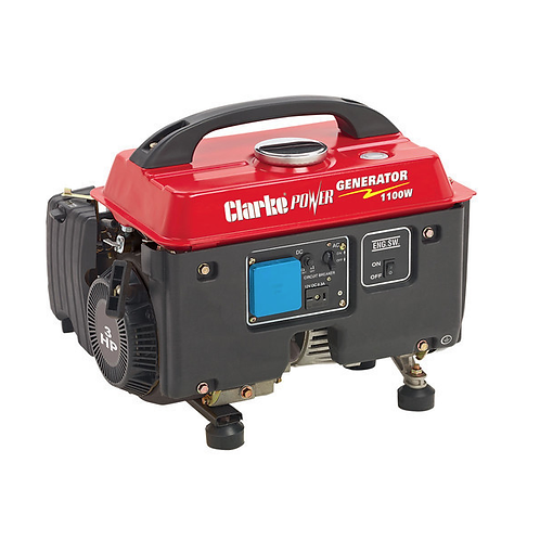 Clarke G1200 4 Stroke Petrol Generator 8010110