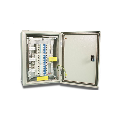 Wall Mountable 1/1 63A Bypass RB1-S-EMBS-63A-2P-ISO-222-AUX