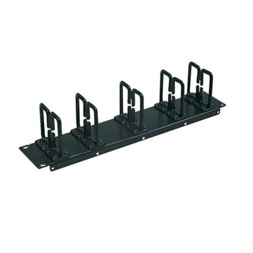 Tripp Lite SmartRack 2U Horizontal Cable Manager SRCABLERING2U