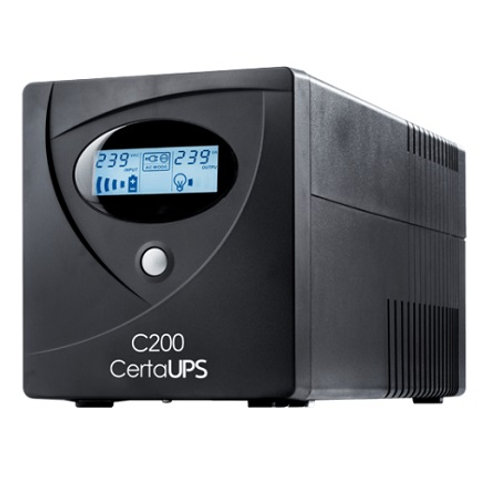 CertaUPS C200 2000VA / 1400W Tower