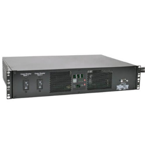Tripp Lite TAA-Compliant 7.4kW Single-Phase ATS PDUMH32HVAT
