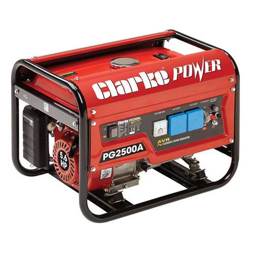 Clarke PG2500A 2.2kVA Petrol Generator 8857850