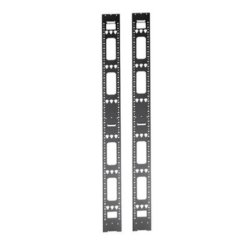 Tripp Lite SmartRack 42U Vertical Cable Management Bars SRVRTBAR