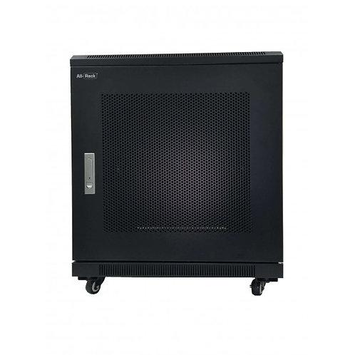 Allrack 12U 600w X 600d CAB126X6 with Mesh Front Door AR12U600x600x716-MD