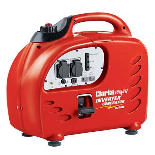 Clarke IG2200A 2.2kW Inverter Generator 8877120