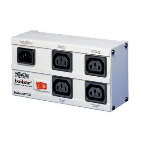 Tripp Lite Euro-4 Isobar 4-Outlet 230V Surge Protector