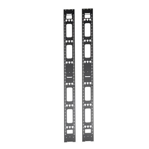 Tripp Lite SmartRack 45U Vertical Cable Management Bars SRVRTBAR45