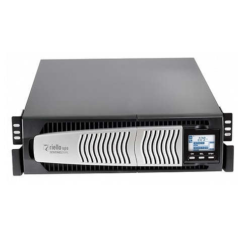 Riello 4000VA Sentinel Dual with 4 minutes - Hardwired SDU 4000