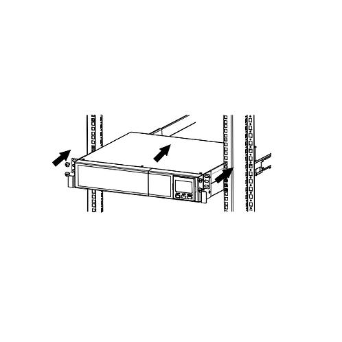 Cover Core & Winter Rail Kit 15-RAILK