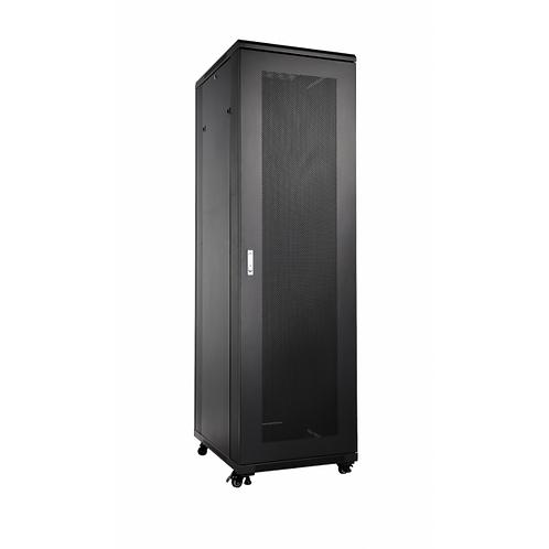Allrack 37U 600w X 600d CAB376X6 with Mesh Front Door AR37U600x600x1827-MD