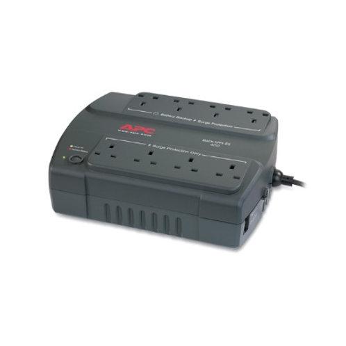 APC Back-UPS 400, 230V, BS1363 BE400-UK