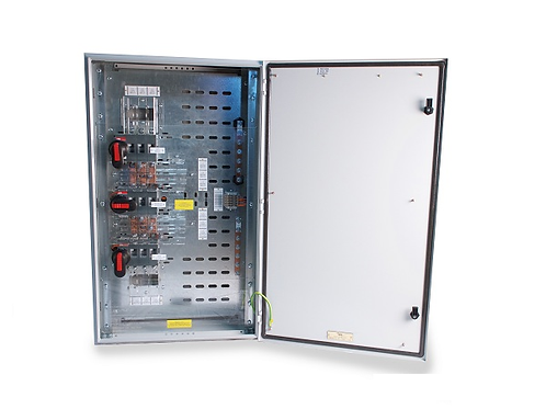 Wall Mountable 3/3 200A Bypass RB1-EMBS-200A-3P-ISO-333-MECH