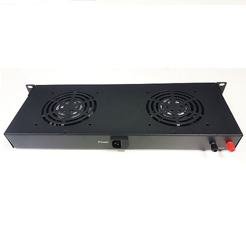 Allrack Digital Thermo 2 Way Rack Fan ALFANRK2T