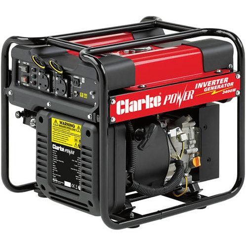 Clarke IG3500AF Generator 8877125