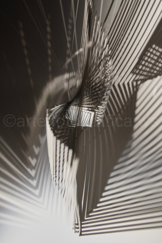 Monochrom-gedreht-hoch