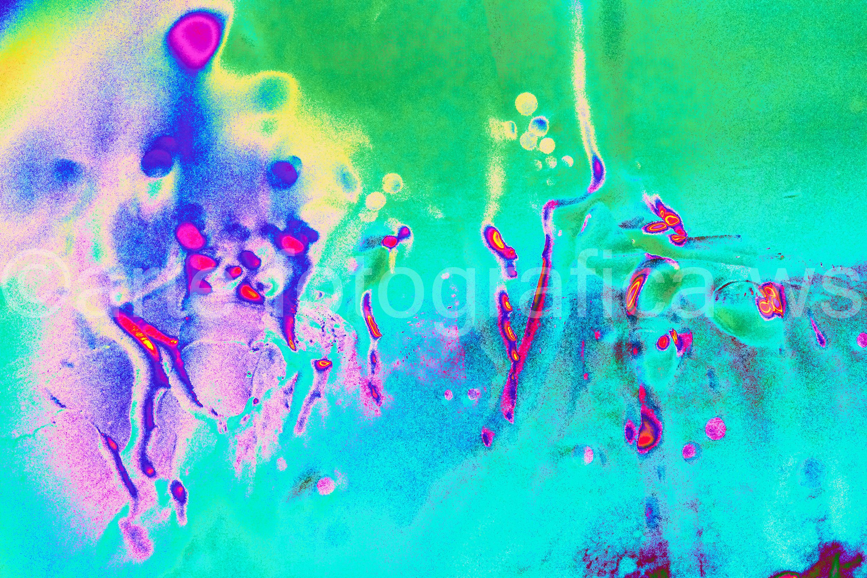 Beschwingt-grün-blau