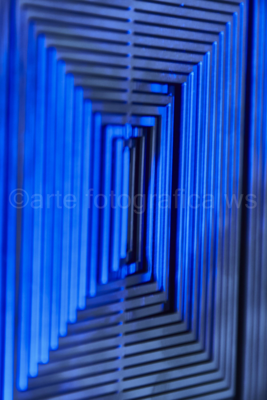 Blauer-Eingang