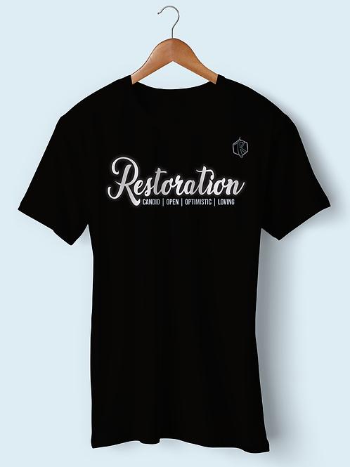 Black C.O.O.L Shirt