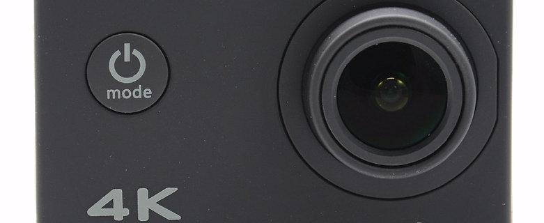 Caméra d'action 4k (wifi)
