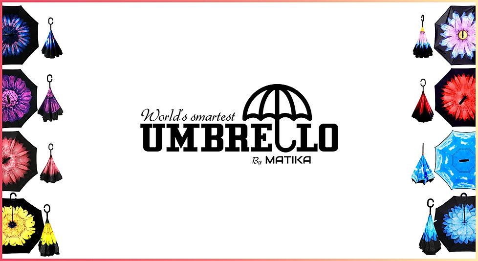 Umbrello, umbrella, revrse umbrella, matika, best umbrella, smart umbrella