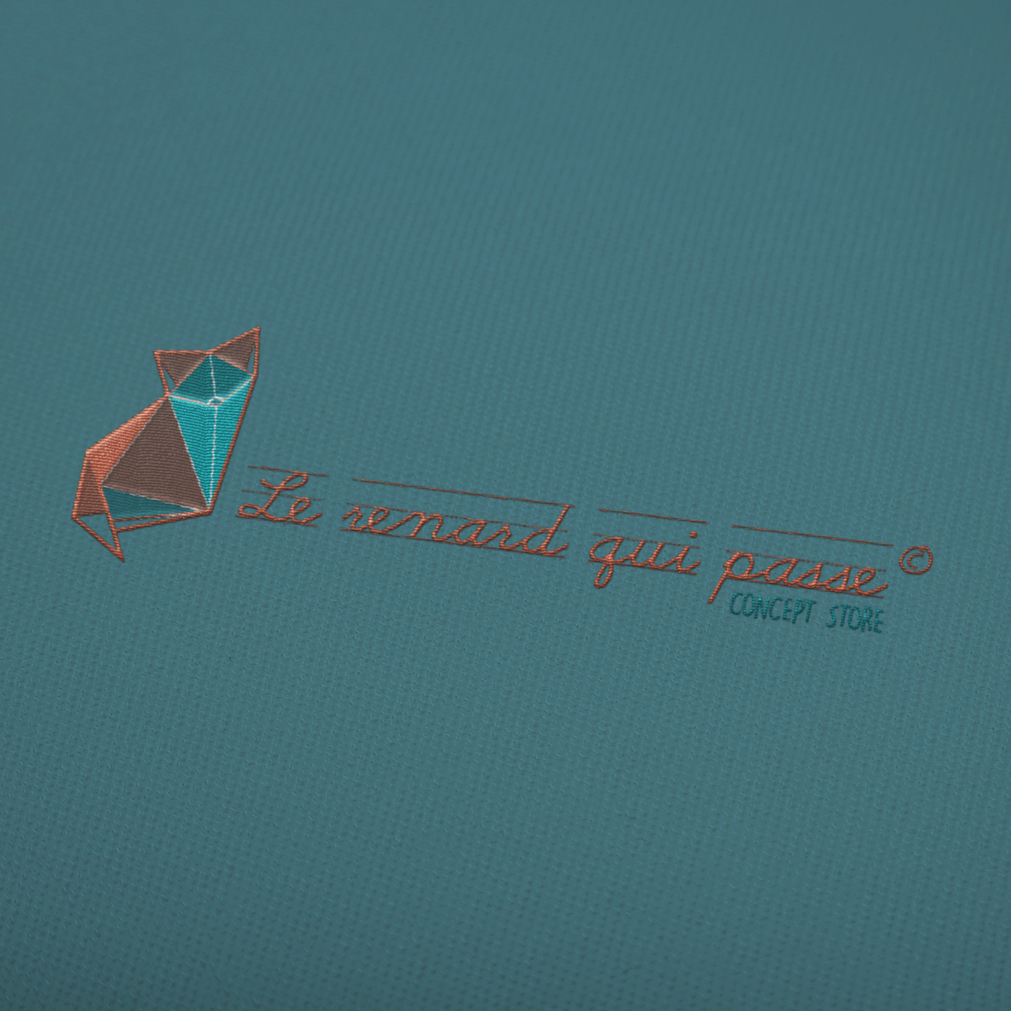 Logo Renard qui passe