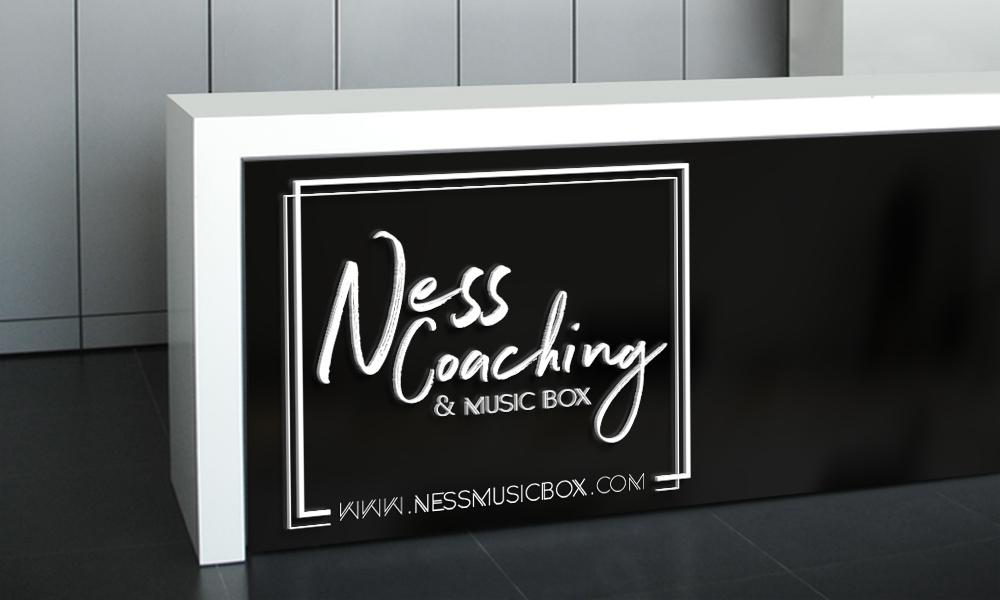 Ness Création de logo