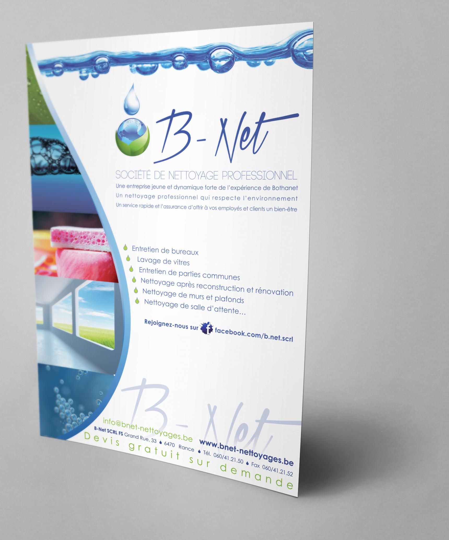 B-Net Affiche