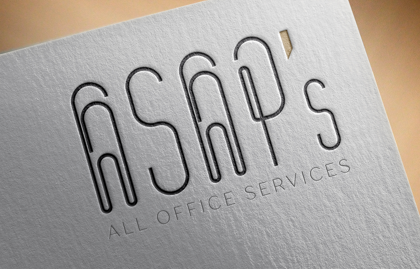ASAP's Paper press