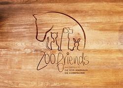 Logo Zoofriends