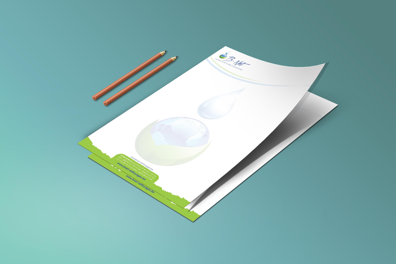 B-Net - Papier à entête - Bureau