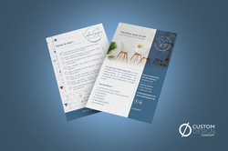 Creation de flyers