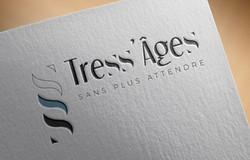 Tress'âges Logo