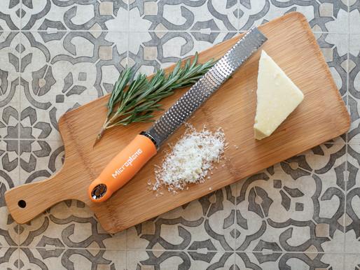 Kitchen Essential: Microplane Zester