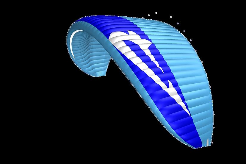 Hybrid Paramotor