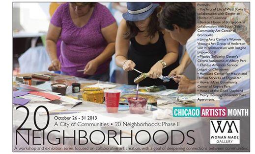 20 Neighborhoods: 2013-2014