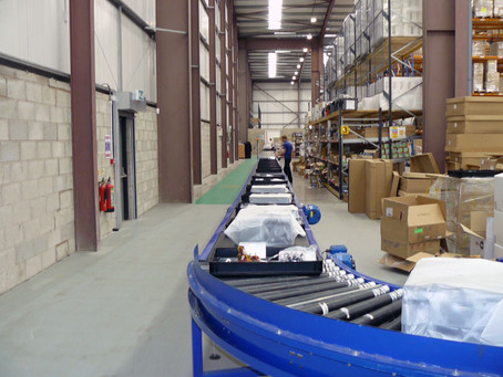 Looking to expand/extend your production line?  It's time to audit your conveyor system
