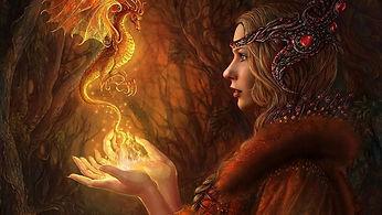 Reiki des Dragons et connexion à leurs énergies