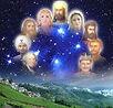 Inititation à la lumière des  Maîtres Ascensionnés